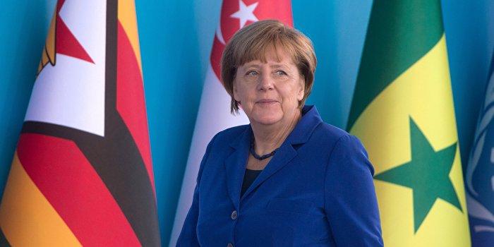 Time признала «Человеком года» Ангелу Меркель