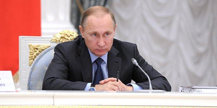 Путин поручил подать в суд на Украину за невыплату долга