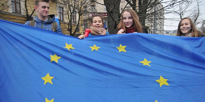 Прорыв в «це Европу»