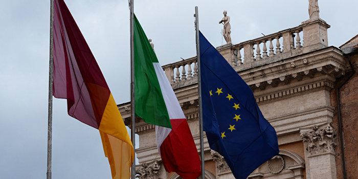 Италия заблокировала продление санкций ЕС против России