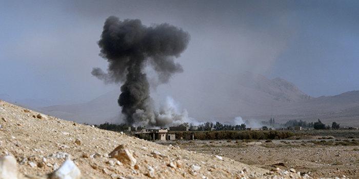 Турция нанесла авиаудар по Ираку