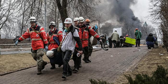 Янукович назвал имена виновных в расстреле майдана