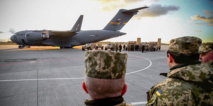 Пентагон признал, что поставляет Киеву хлам