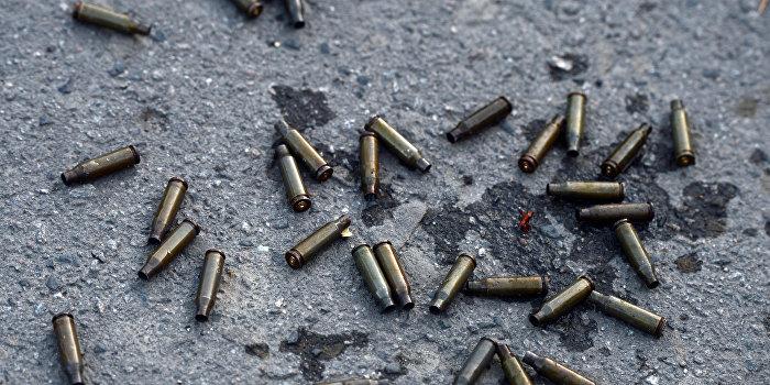 В Киеве расстреляли анархистов