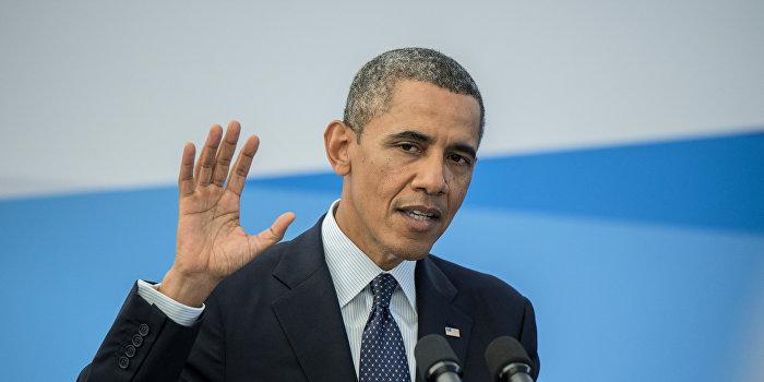 После заявления Обамы Сирия может сбивать самолеты НАТО