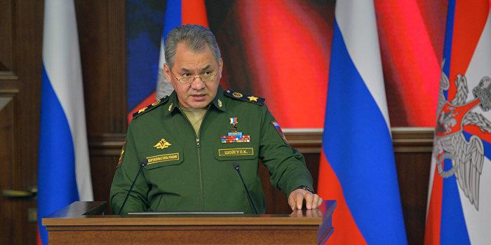 Шойгу назвал численность ИГИЛ и предупредил об угрозе Кавказу