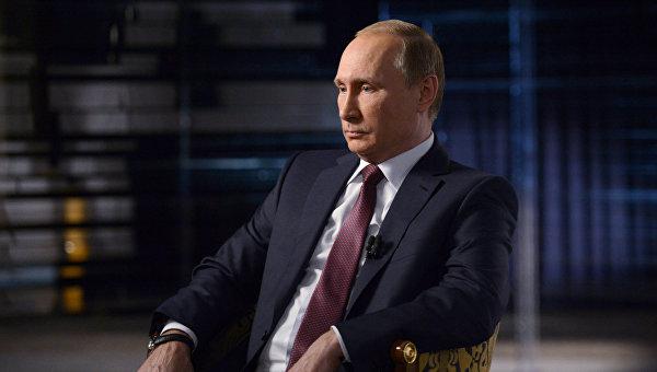 Путин: Украина полностью уничтожила свою промышленность