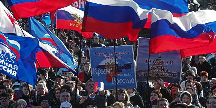 Die Zeit: Жители Донбасса и Крыма проклянут Киев