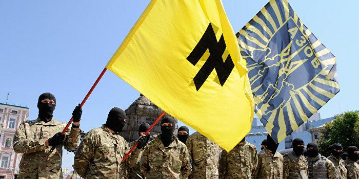 DWN: Украинские неонацисты готовы воевать за США в Сирии