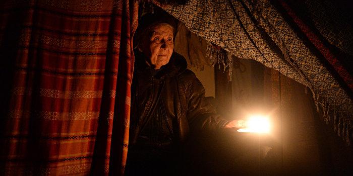 «Правый сектор» предлагает украинцам «потерпеть 10 лет без света и тепла»