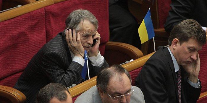Джемилев: Порошенко согласился с условиями крымских татар