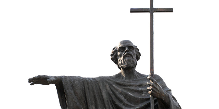 Андрей Первозванный. Апостол всея Руси
