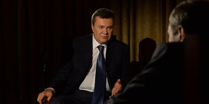 Тука рассказал о планах по возвращению Януковича