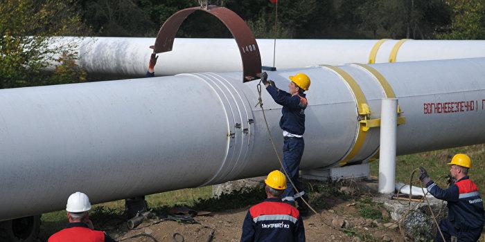 Украина собирается участвовать в строительстве газопровода из Туркменистана