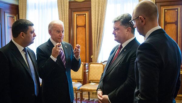 Федерализация Украины по-байденовски: цель – управляемый хаос