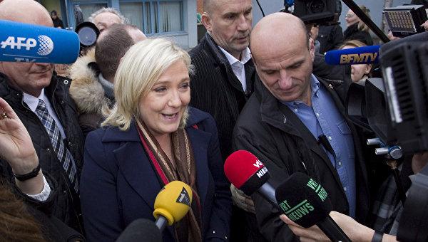 Приход к власти Ле Пен можно лишь приостановить