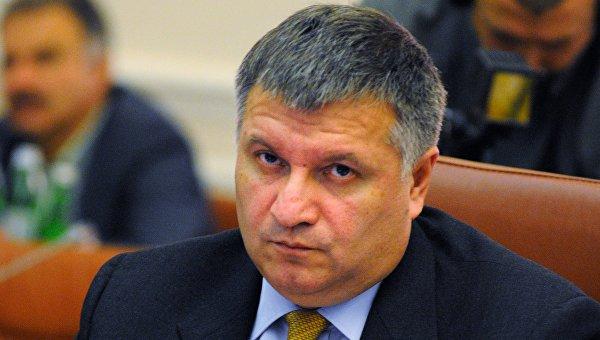 Аваков запустил стаканом в голову «ошизевшему гастролеру» Саакашвили