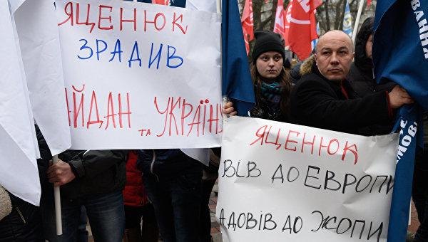 Внешняя политика по-киевски: саботаж при попустительстве Запада