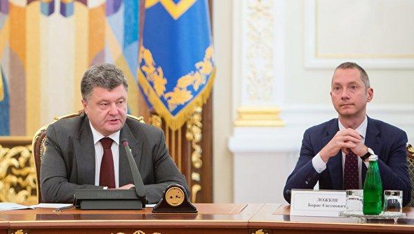 Курченко предпочел Порошенко Донбассу
