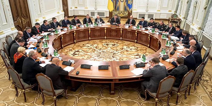 «Народный фронт» опубликовал видео с заседания с Аваковым и Саакашвили