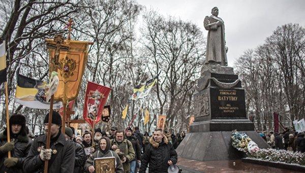 Украина объявила войну Георгию Жукову, Долорес Ибаррури и Эрнсту Тельману