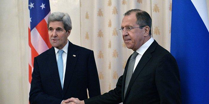 Госдеп отказался от политики изоляции России