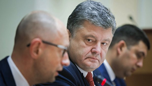«Правый сектор»  угрожает расправой Порошенко