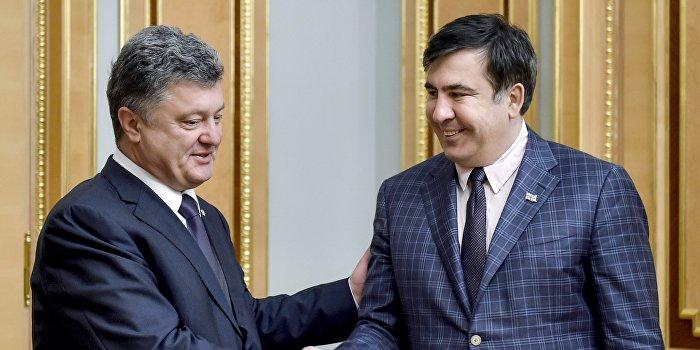 Бродский: На Украине есть свои Саакашвили