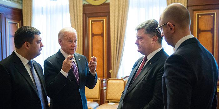 Bloomberg: Украинская политика все чаще оборачивается фарсом
