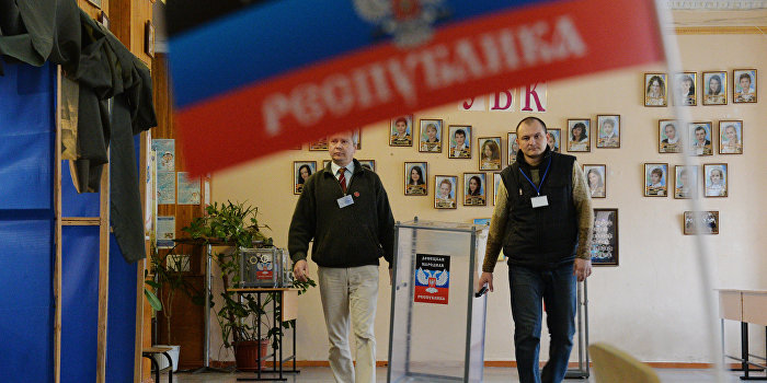 ЛДНР: Выборам – да! Украинским партиям – нет!