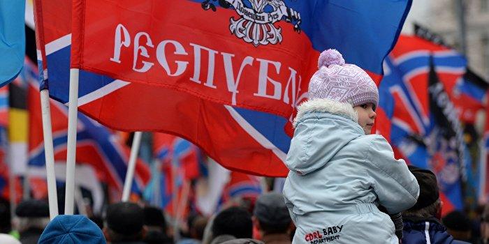 В ДНР требуют разоблачить сговор Курченко с Фирташом