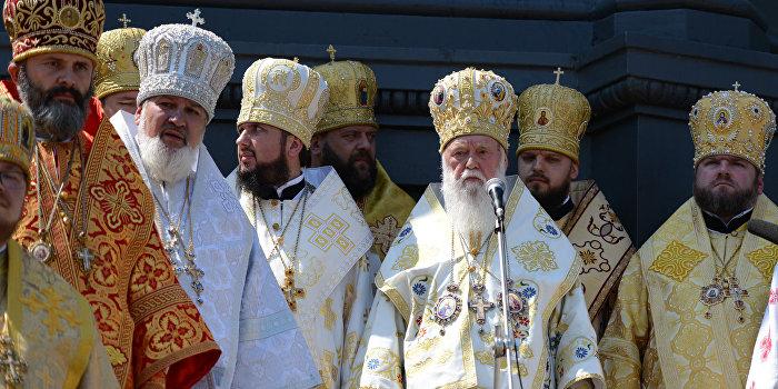 «Киевский патриархат» сдает храмы для светских мероприятий