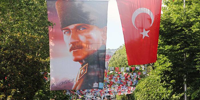 Турция берет пример с Украины в борьбе с «российской пропагандой»