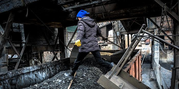 Дудчак: Украина идет в Европу как некий угольный вагончик