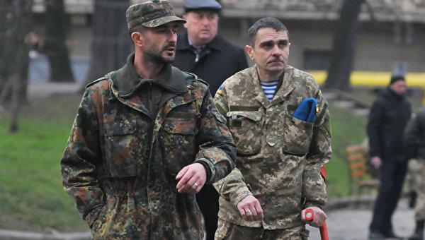 УПЦ «КП» делит ветеранов «АТО» на правильных и неправильных