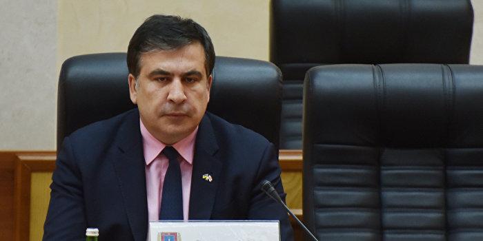 Михаилу Саакашвили грозит пять лет украинской тюрьмы