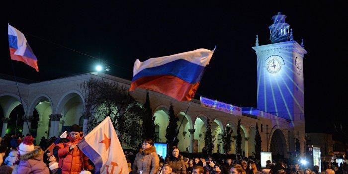 Жена крымского боксера Усика опровергла в эфире «ужасы оккупации»