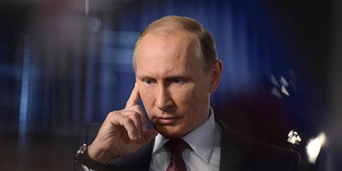 Путин: Россия не отдаст русских на съедение украинским националистам