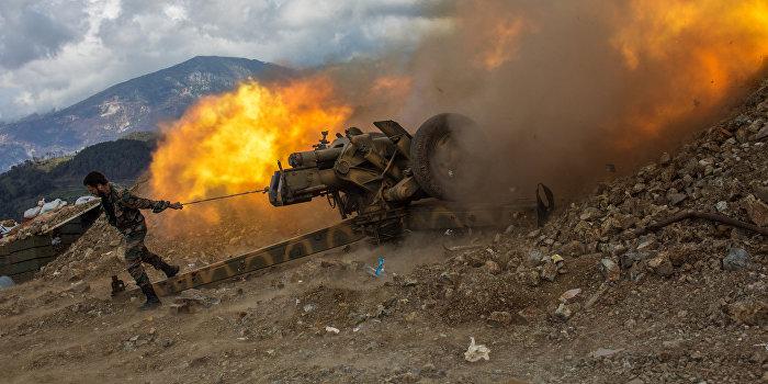 Песков: Украина пошла по сирийскому сценарию
