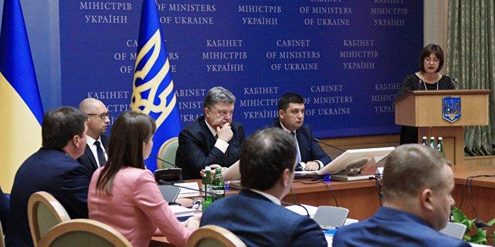 В Киеве считают ситуацию с долгом перед Россией «более, чем трагичной»