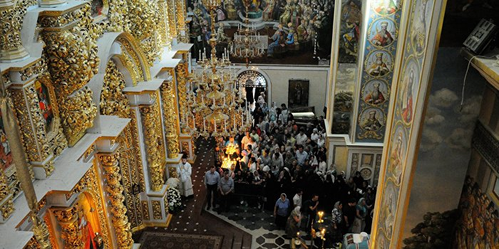 МИД России вступился за украинских православных