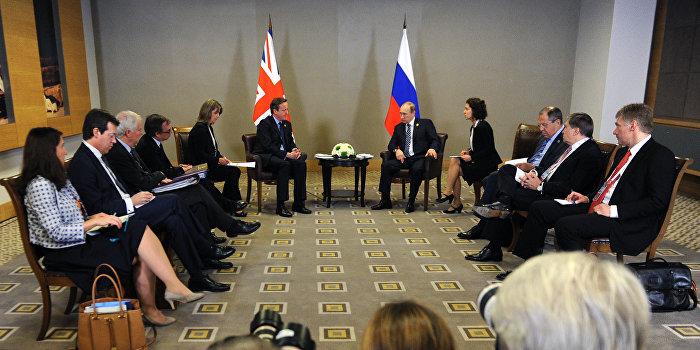 Daily Express: 80% британцев хотели бы видеть Путина своим премьером