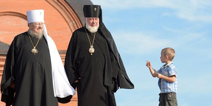 Митрополит Варфоломей – президенту: Граждан Украины лишают человеческих прав