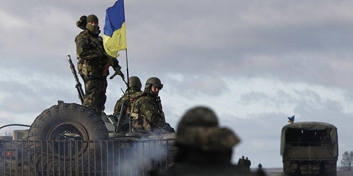 Жителей Донбасса выселяют для размещения ВСУ