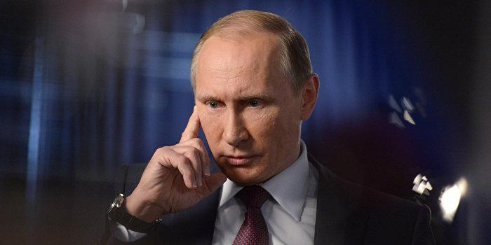 Путин: Мы не отдадим на съедение националистам людей юго-востока Украины