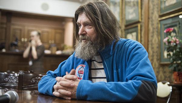 Федор Конюхов: Каждый день молюсь за Украину