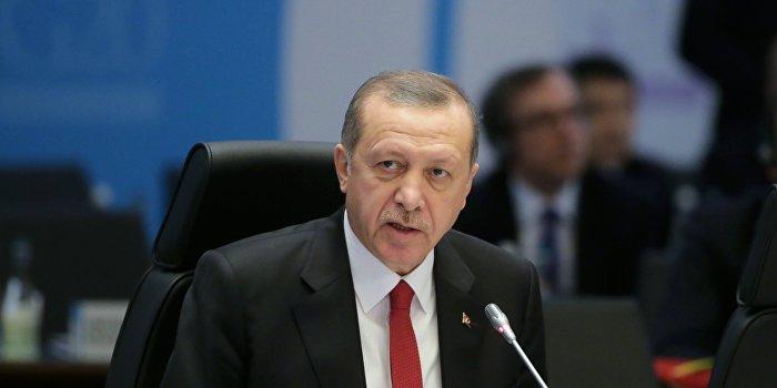 Эрдоган планирует захват Крыма