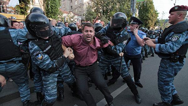 Свобода слова «а-ля вильна Украина». Часть I