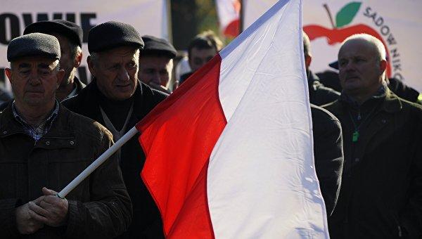 В Польше может пройти свой евромайдан