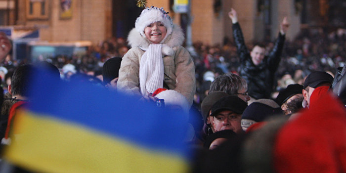 Украинских детей учат забывать русский язык